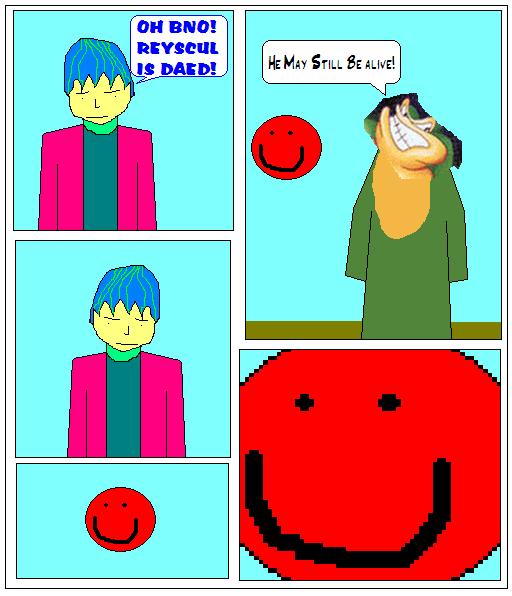 010 - Red Blob